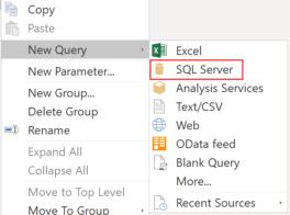 Query SQL Server